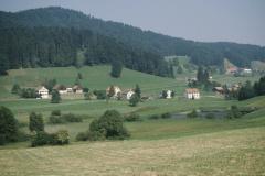 Blick auf Neuthal und Hof