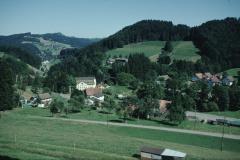 Blick auf Station, Mülichram, Hs. Hürlimann