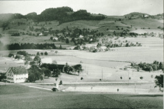 Schulhaus Wappens.l, Blick Rtg V.Bettswil