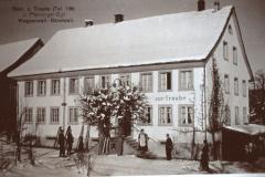 H.s Pfenninger, s'Züri-Fuermes, Traube'