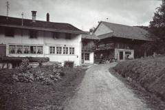 Haus - Schreinerei - Stall Fischer alt
