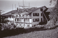Um- und Ausbau Haus Fischer
