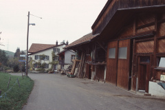 Ober-Wappenswil Haus - Stall Fischer