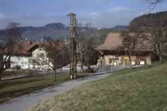 Ober-Wappenswil, Haus - Stall Fischer
