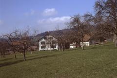 Maiwinkel, Häuser Röthlisberger -  Flarz