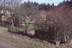 Tisenwaltsberg, ehem. Löschwasserreservoir