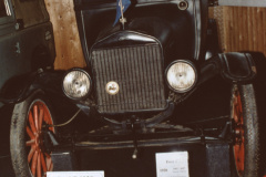 Automuseum Junod, Ford T Model 1920