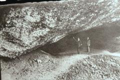 Die Wiedertäuferhöhle W'swil am Allmann