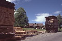 Stockrüti, Holzlager und Liegenschaft Egli