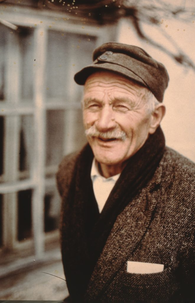 Das Bäretswiler Original Emil Penninger