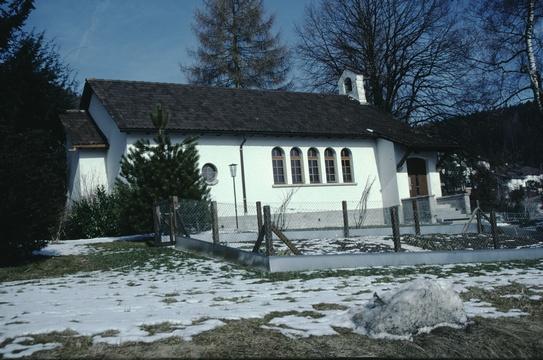 Bruder Klaus Kapelle in Bäretswil.