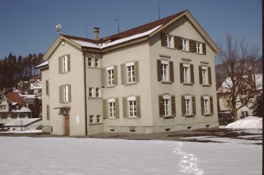 Altes Sekundarschulhaus (1878-1975)
