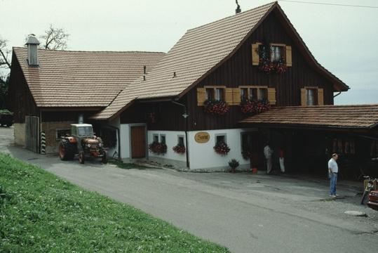 Restaurant Sonnenhof in der Aussenwacht Rüeggenthal