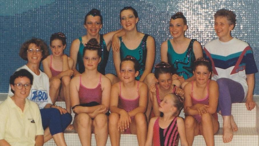 Gründung von Wassersport Bäretswil 1993